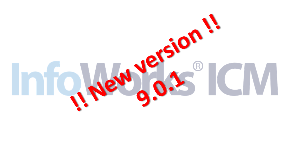 New version Infoworks ICM 9.0.1
