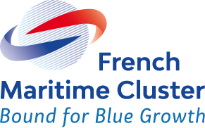 French Maritime Cluster Logo